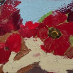 Poppies 1 12x24