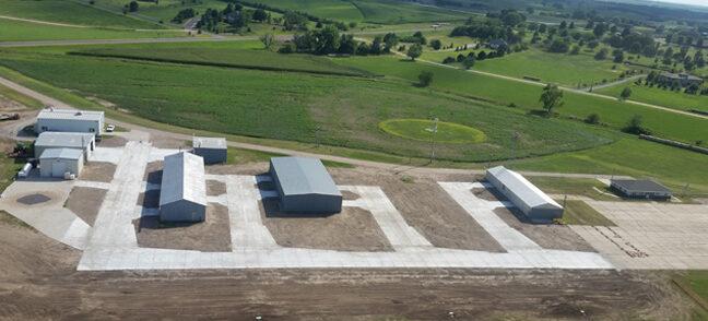 Hebron Nebraska Airport
