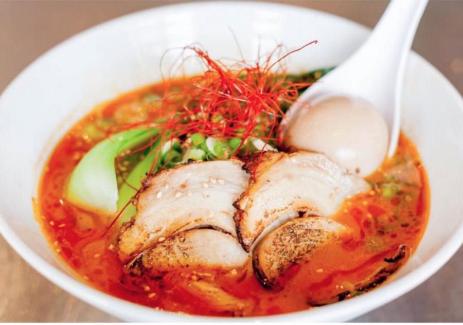 Spicy Miso Ramen (Los Angeles Location)