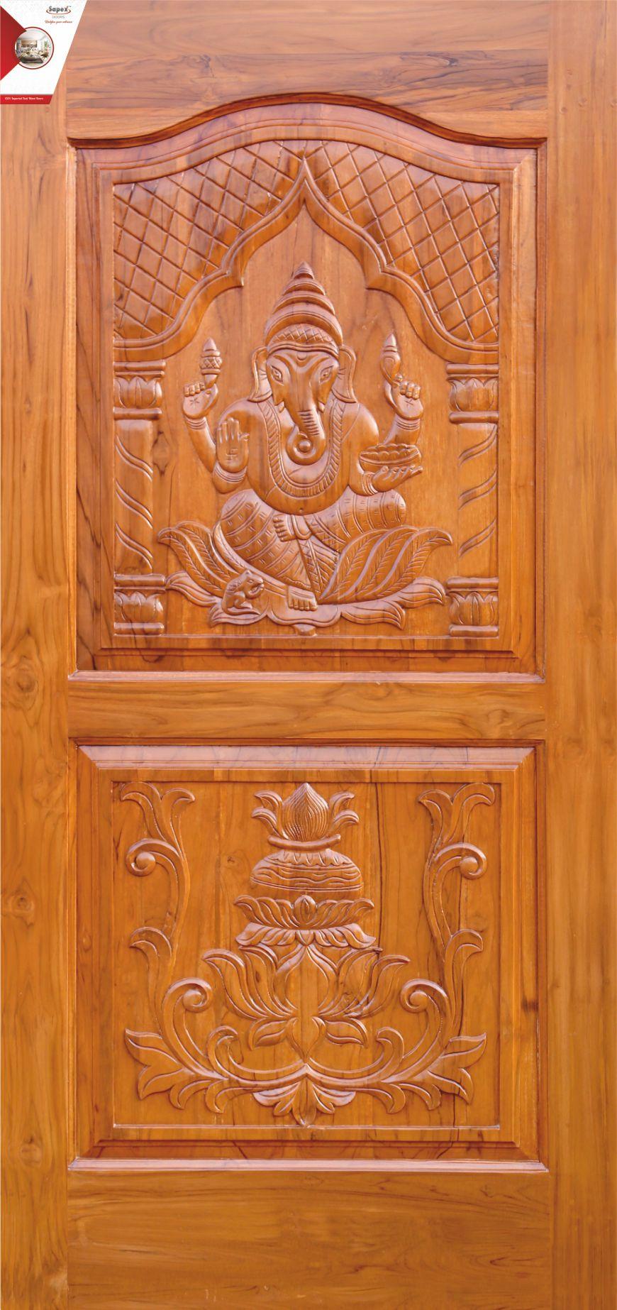 Carving Doors