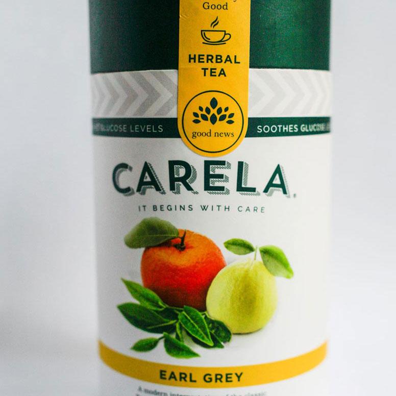 Carela Drink Packaging