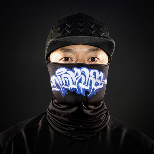 Illustrated Gaiter Masks