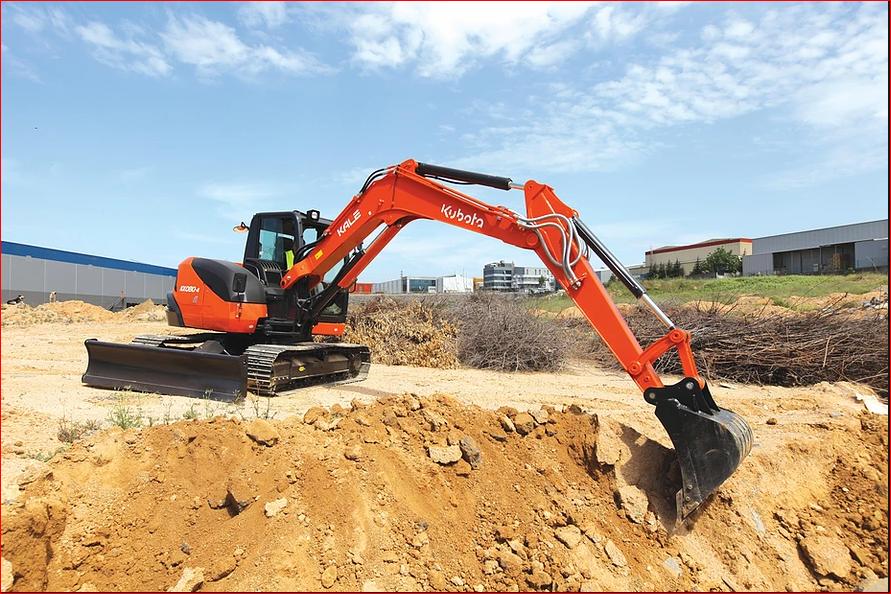 home Page image of Kubota digging