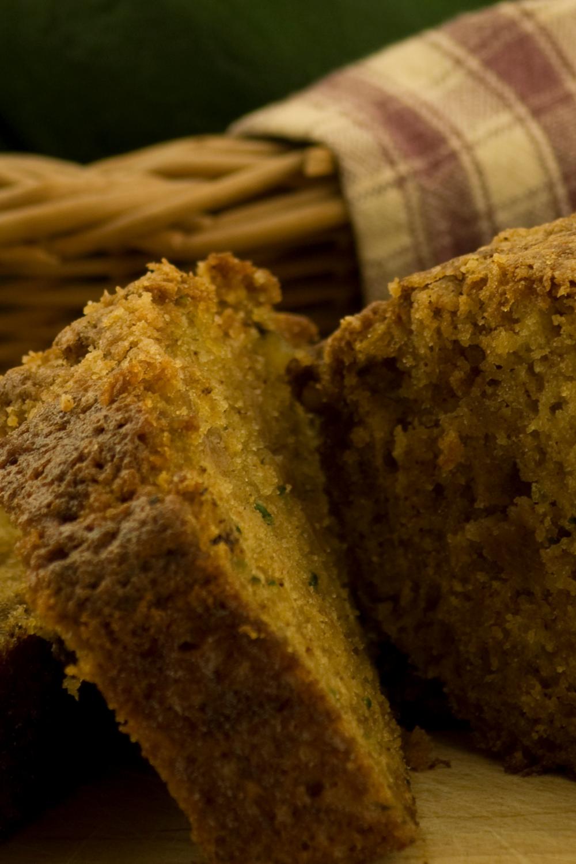 How I Learned to Make Zucchini Bread