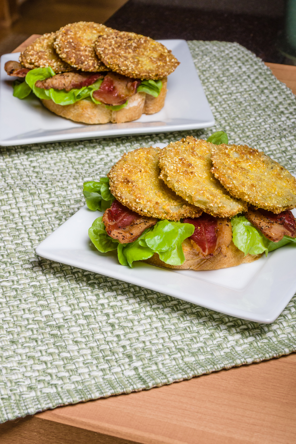 Fried Green Tomatoes, an Unexpected Delight