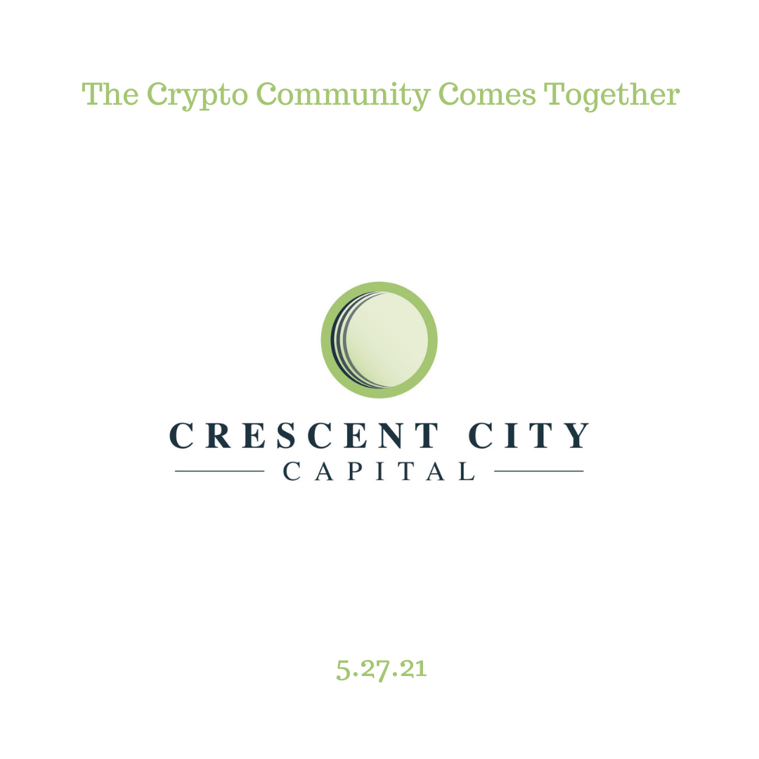 The Crypto Community Comes Together