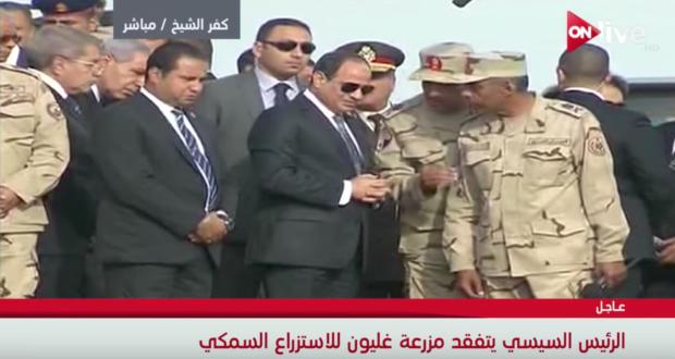 اعلان الطوارئ في أثيوبيا بعد كشف الجيش المصري عن امتلاكه لسلاح الجمبري منزوع الرأس