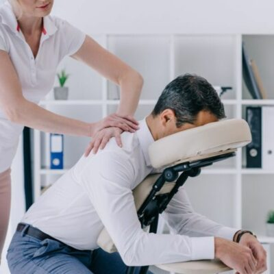 How to Give Chair Massage