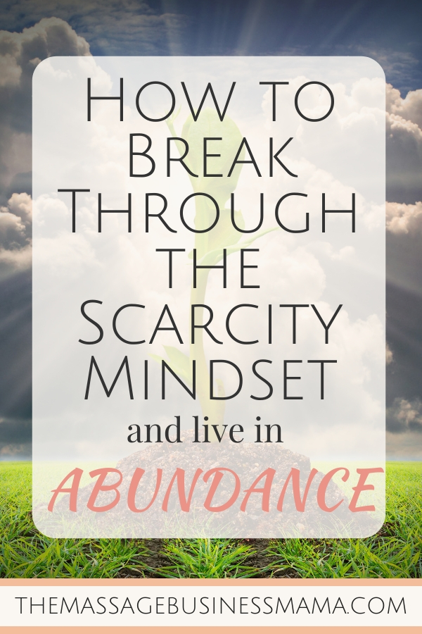 Uprooting the Scarcity Mindset