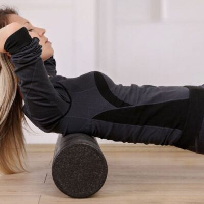 Upper Body Self-Care with Foam Rollers for Massage Clients