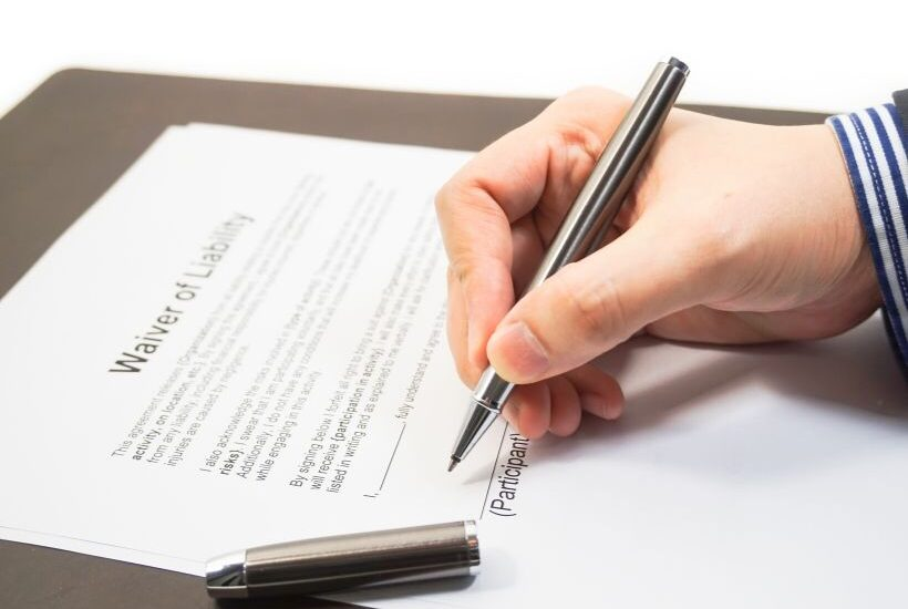 How to Create a COVID Liability Waiver for Massage Clients