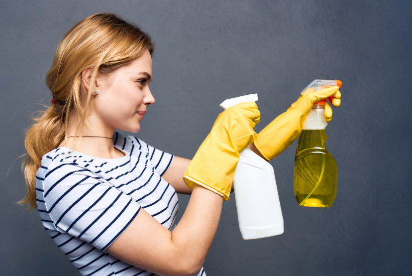 Proper Cleaning and Disinfecting Techniques