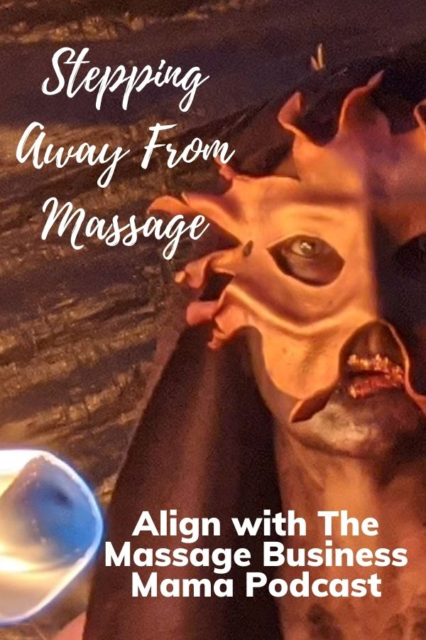 Episode 015 of Align with The Massage Business Mama