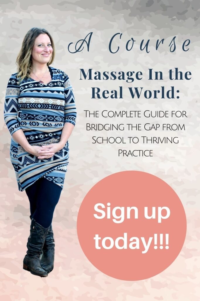 Episode 018: A Course for Massage Therapists About to Launch Their Businesses