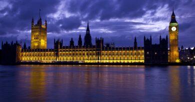 Parlamento Londres