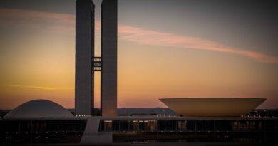 Brasilia nascer do sol