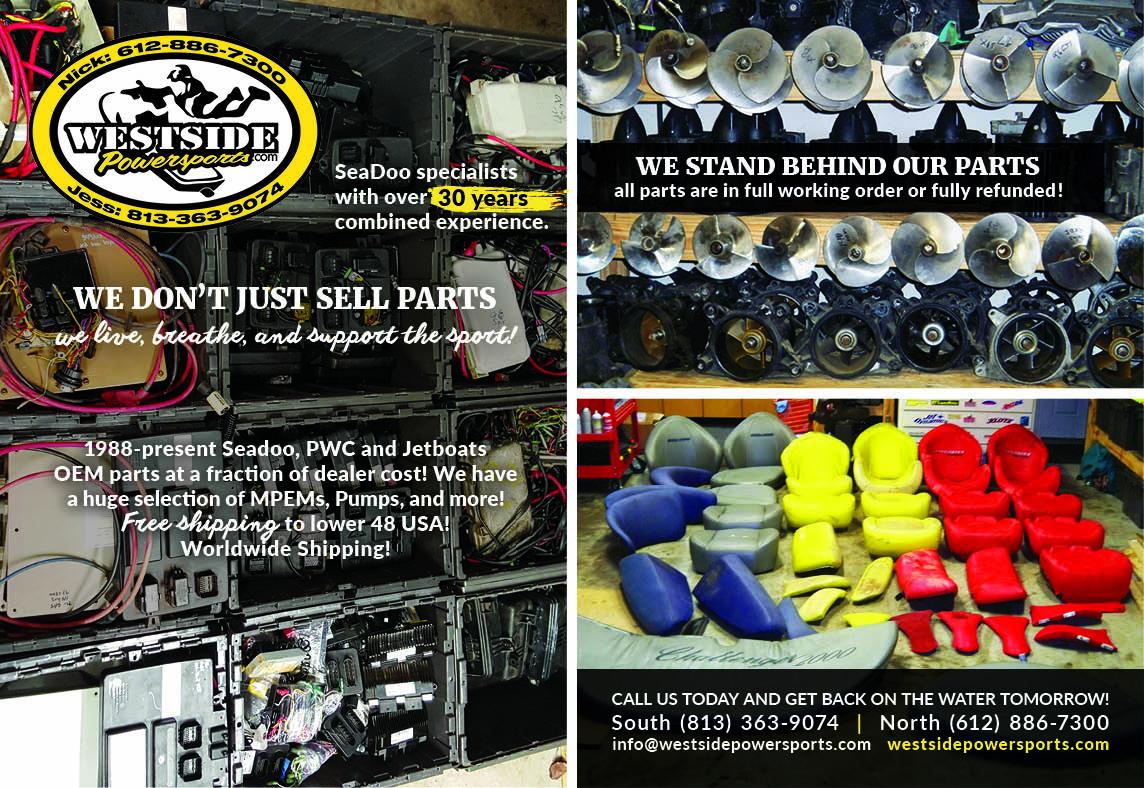 SeaDoo Parts Depot
