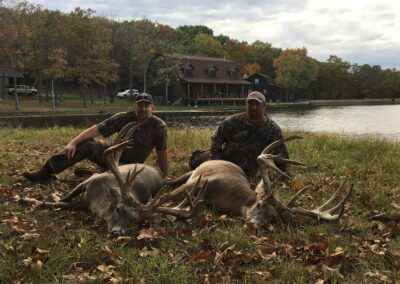 Missouri Trophy Deer Hunts
