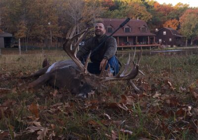Trophy Deer Hunt Missouri