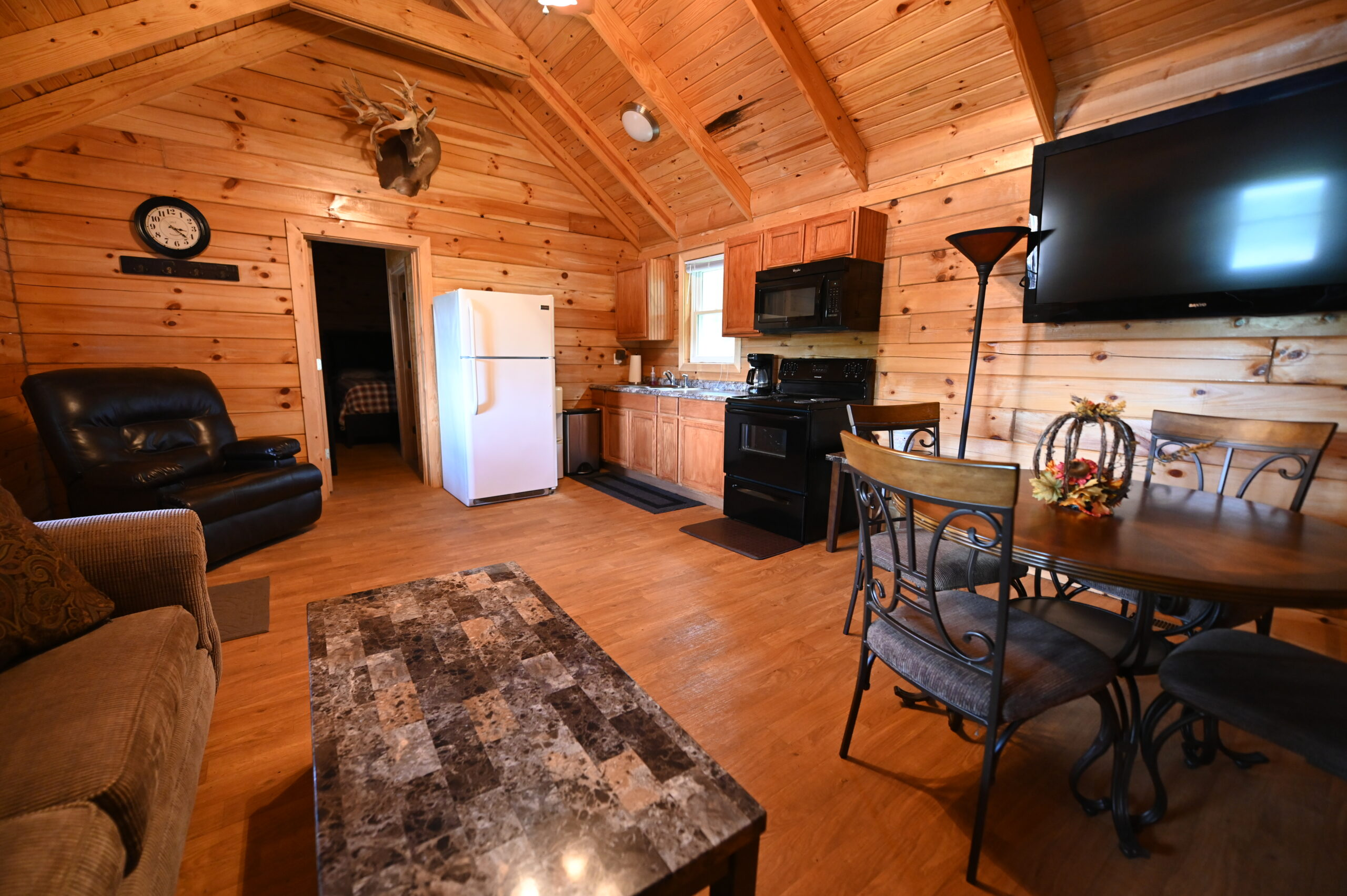 Secondary Hunting Lodge Kitchen