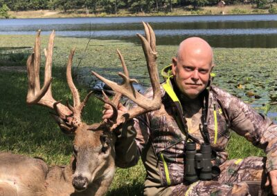 Trophy Deer Hunt in Missouri 1