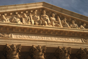 U.S. Supreme Court: Equal Justice Under Law