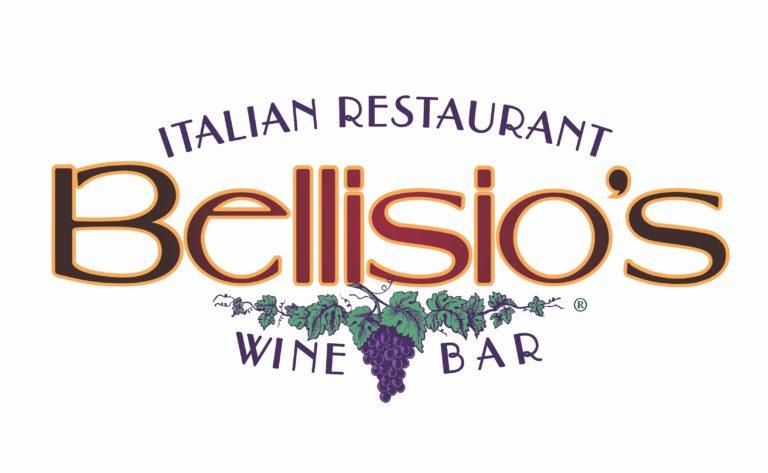 Bellisio's color open logo