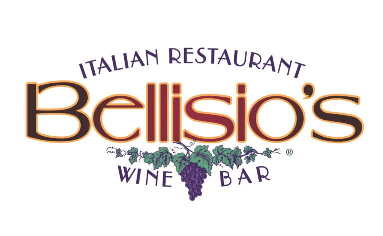 Bellisio's color open logo