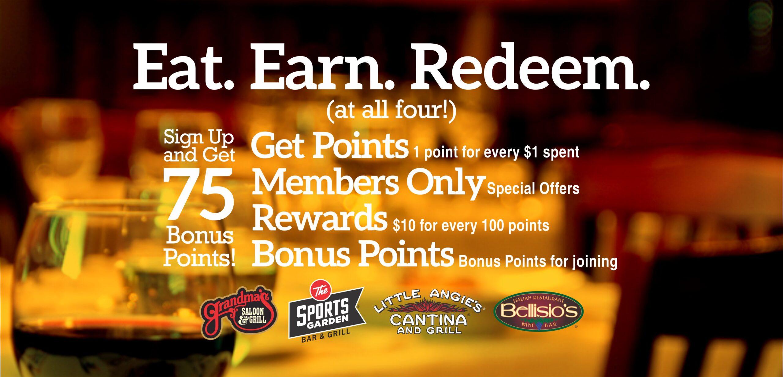 Become a Rewards Member