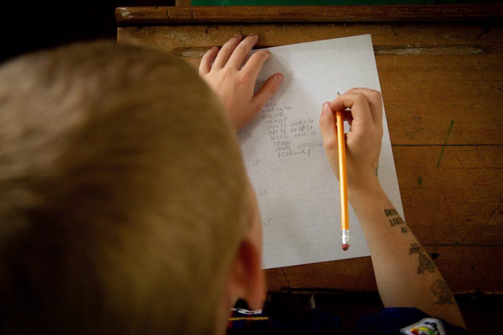 Illiteracy:early intervention