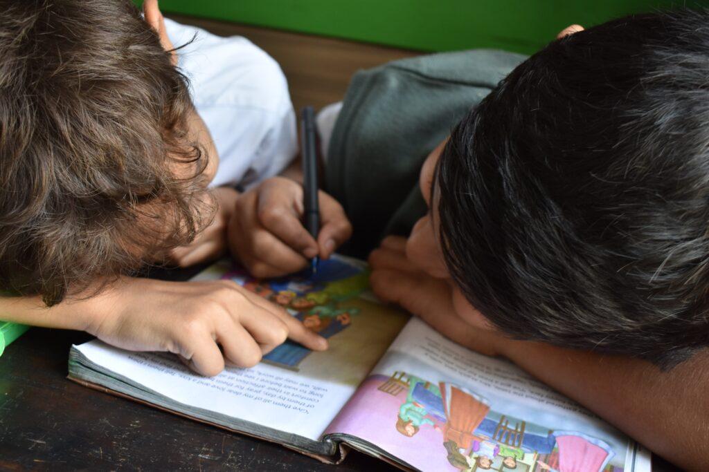 Illiteracy early intervention