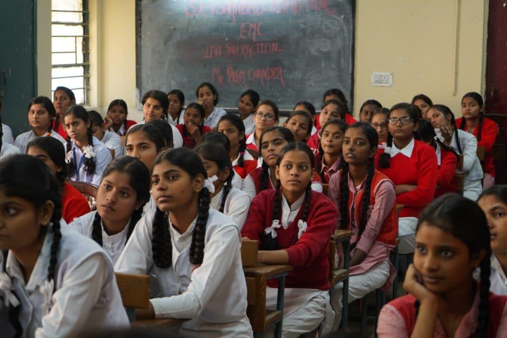 Girl Power Through Literacy at School