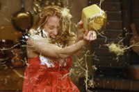 you won't always be fighting with food.