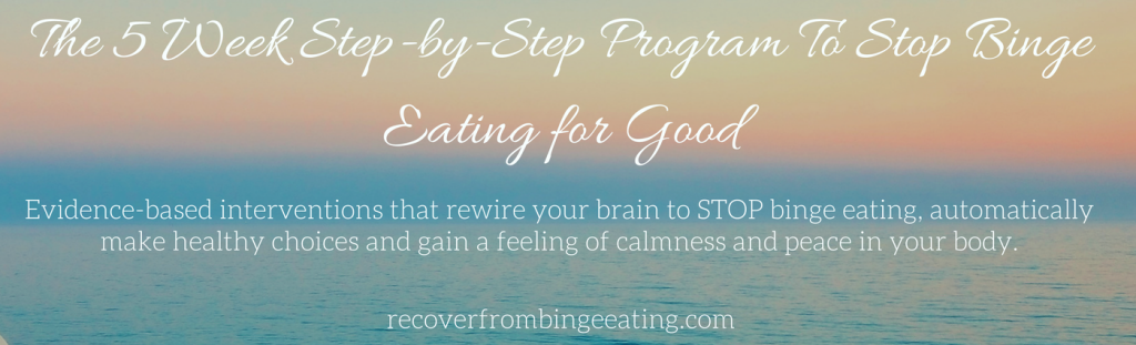 online binge eating treatment