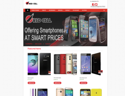 Online Cellular Store