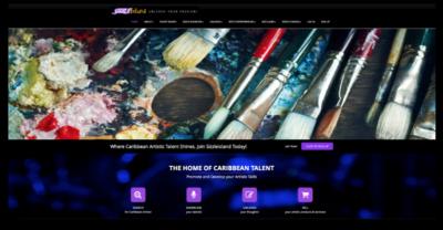 Creativity Catalogue and Membership Site