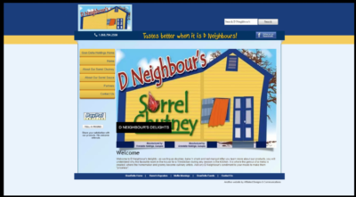 Creole Preservatives eCommerce