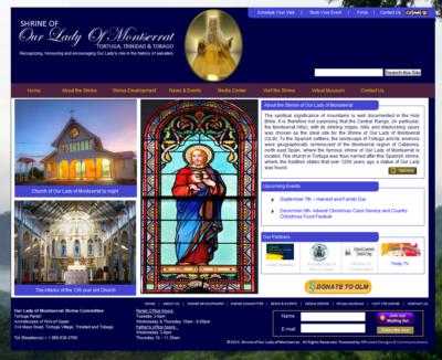 Catholic Parish and Shrine