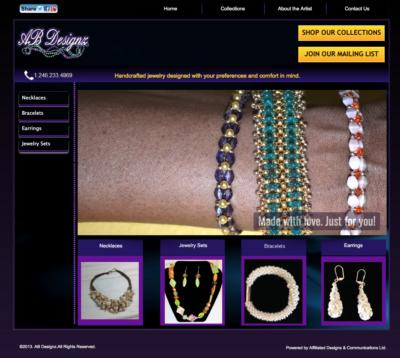 Hand-Made Jewelry Catalogue