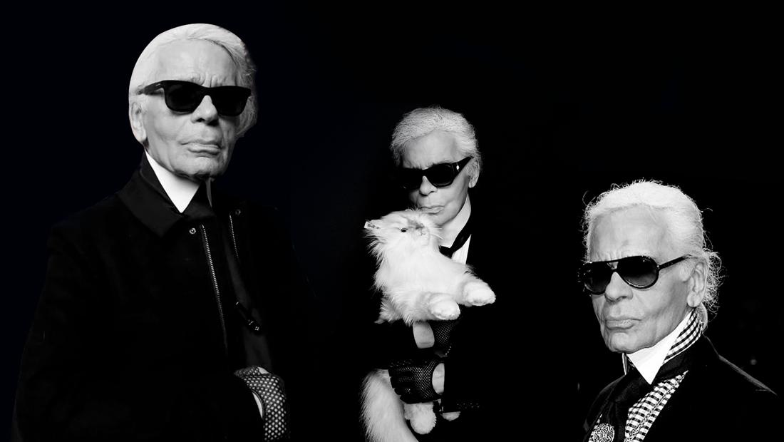 El amado y odiado mundo de Karl Lagerfeld