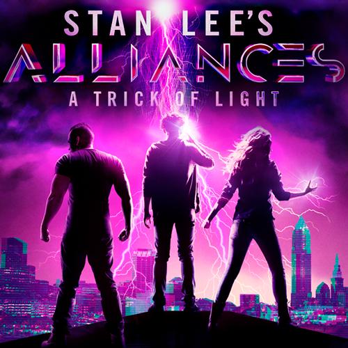 Primera novela para adultos de Stan Lee publicada póstumamente