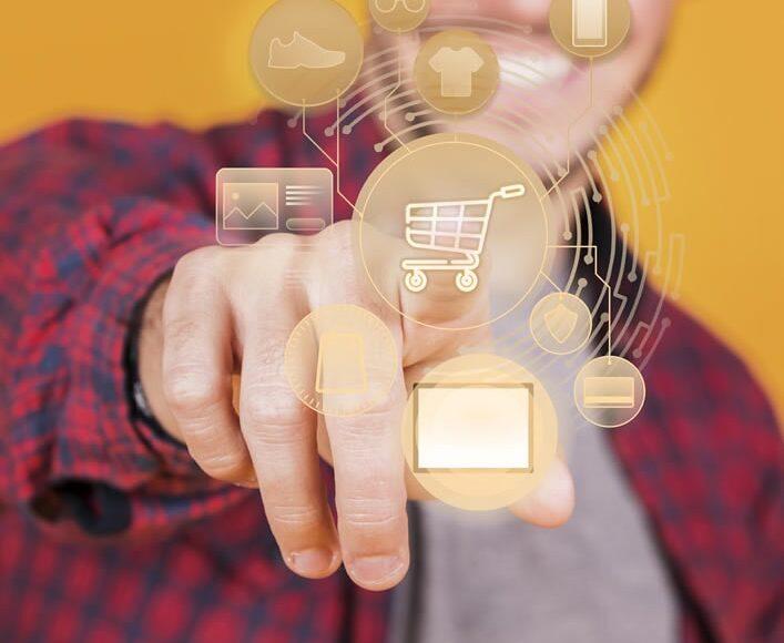 Ventas en línea y soporte e-commerce