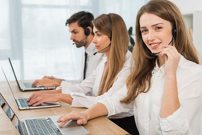 centrado en el cliente america service call center