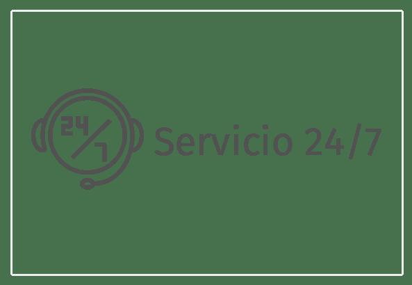 Servicio 24/7