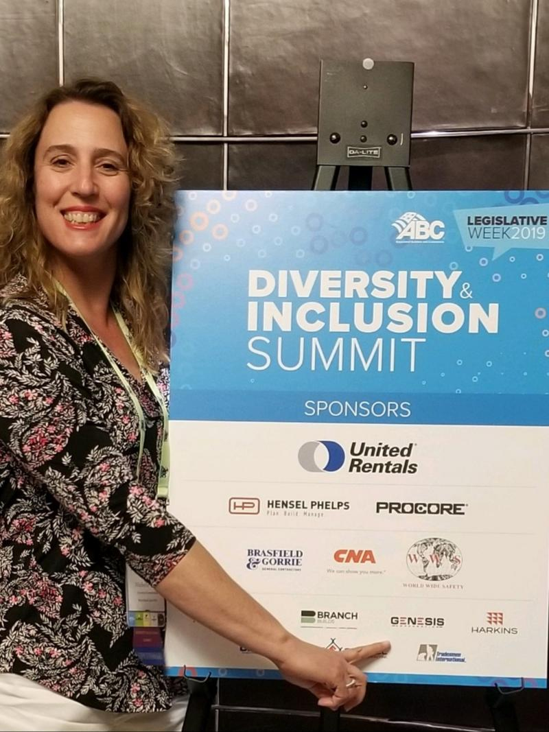 Genesis Corporation proudly sponsored ABC National Diversity & Inclusion Summit