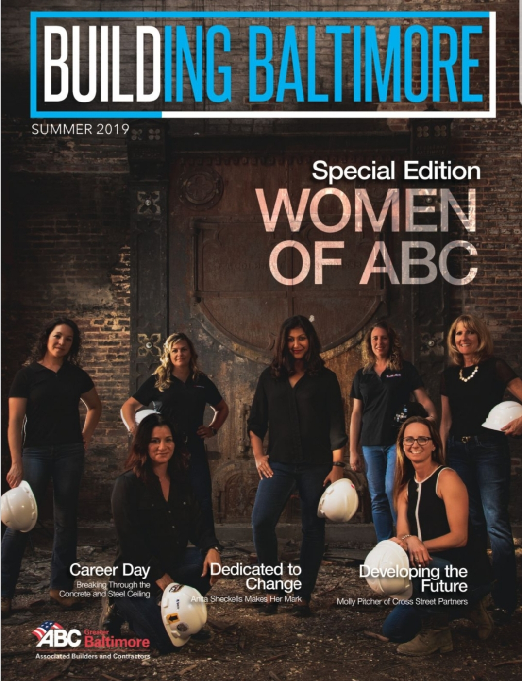 Genesis Corporation's President featured in Building Baltimore magazine.