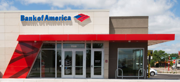Bank of America Forest Hill