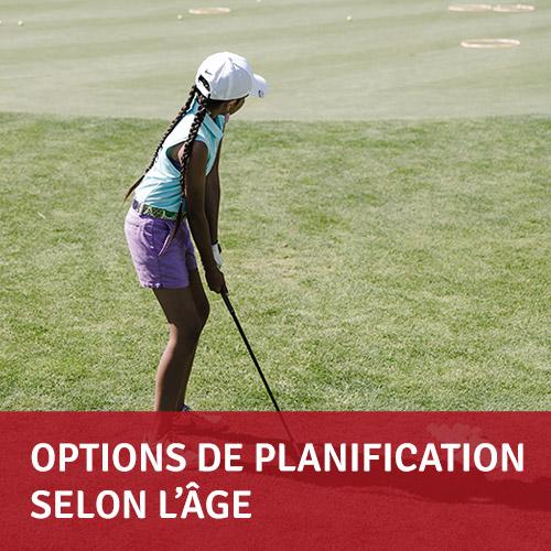 Options De Planification Selon L'âge