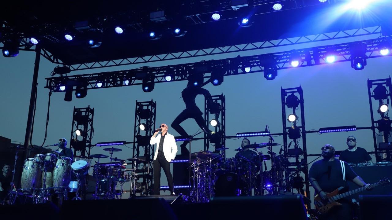 ProSho Concert Capabilities