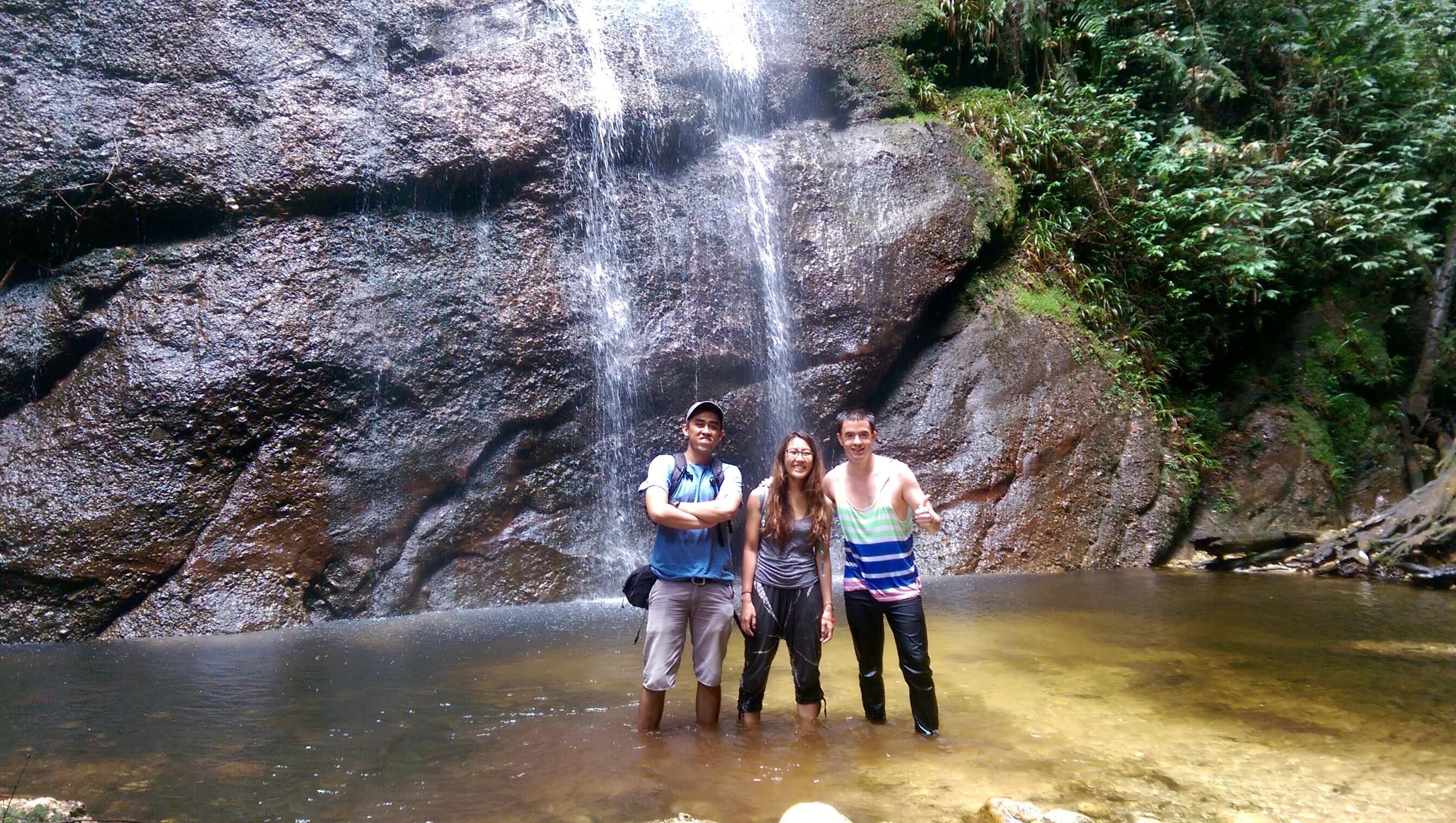 Harau Valley Waterfall Indonesia